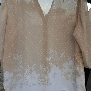 Womens 2X blouse